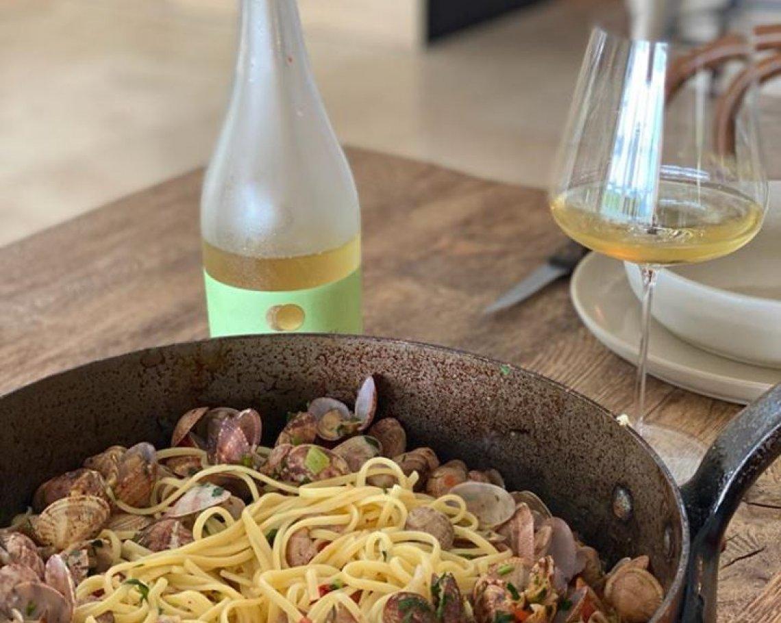Spaghetti alle vogolle, nos idées recettes Languedoc, Coeur d'Hérault