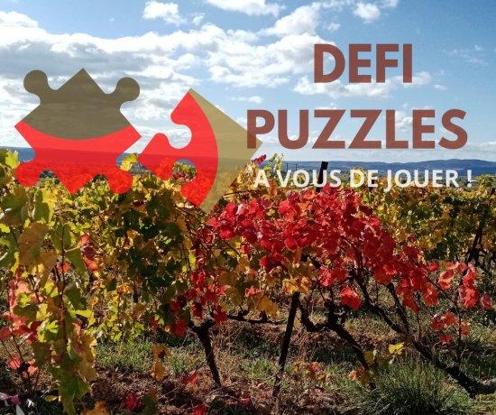 Défi Puzzles paysages du Languedoc, Coeur d'Hérault