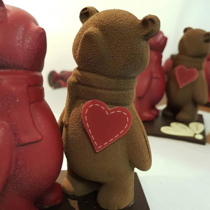 Chocolaterie du Blason Saint Valentin 2021