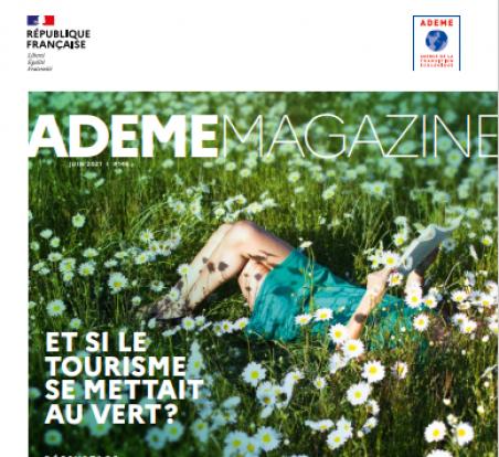 Dossier Tourisme Durable - ADEME juin 2021