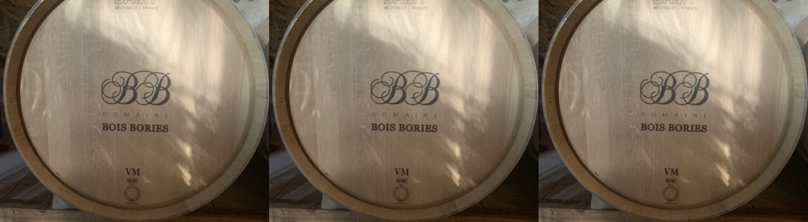 Tonneau Bois Bories © Bois Bories