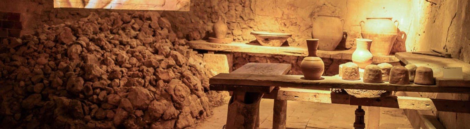 Musée de la poterie à St Jean de Fos, Hérault © Sud de France Développement