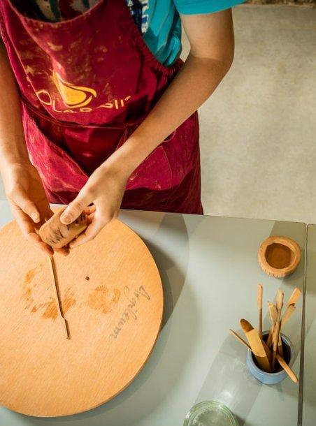 Atelier poterie Argileum, Coeur d'Hérault