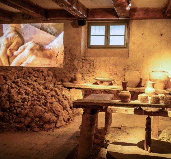Musée de la poterie à St Jean de Fos, Hérault