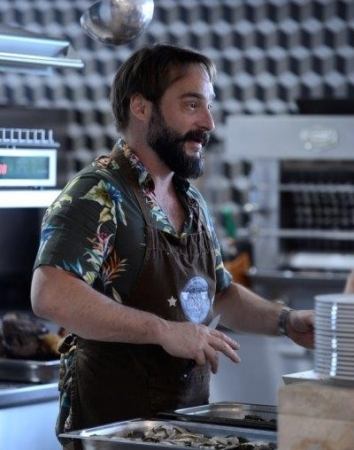 Boris en cuisine