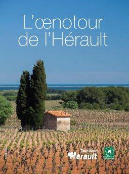 Couverture Cahier Spécial Oenotourisme dans l'Hérault - Terre de Vins - Avril 2020