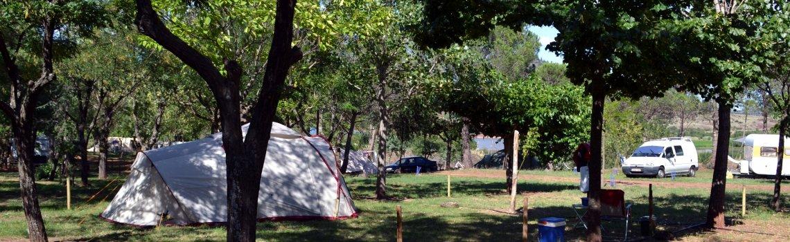 Camping les Arcades