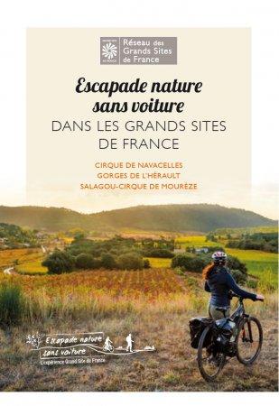 Vignette carnet escapade nature sans voiture – Bons plans tourisme dans l'Hérault
