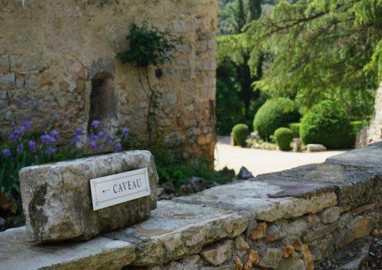 Caveau Château Bas d'Aumelas