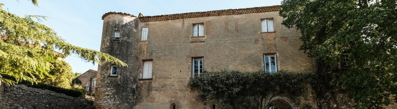 le Château Bas d'Aumelas © Laurent Piccolillo Studio LM