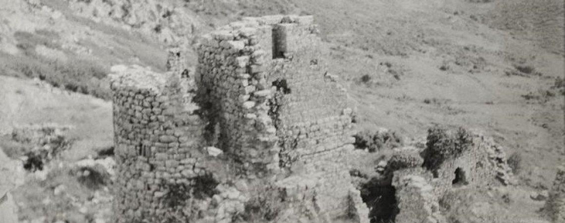 Vestiges du Château d'Aumelas