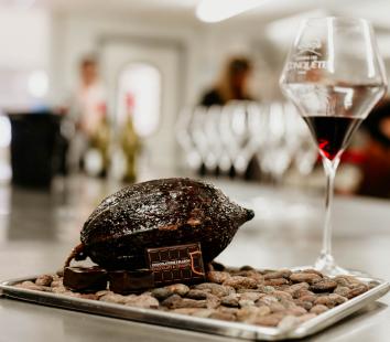 Accord vins & chocolats