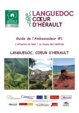 Téléchargez le guide de l'ambassadeur de la destination Languedoc, Coeur d'Hérault