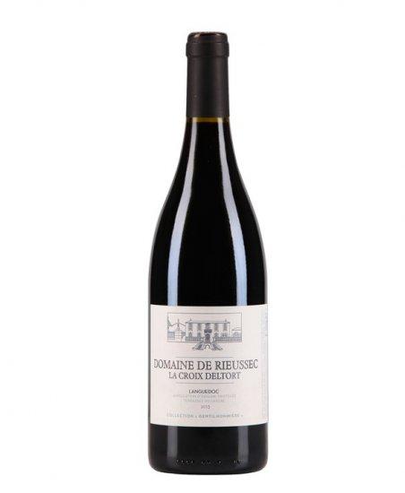 """Cuvée """"Gentilhommière"""" du Domaine de Rieussec - Vignoble la Croix Deltort"""