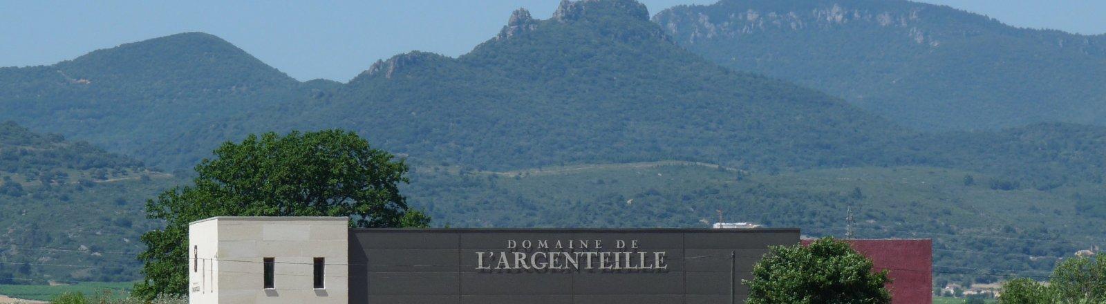 DOMAINE DE L'ARGENTEILLE © Jeanjean