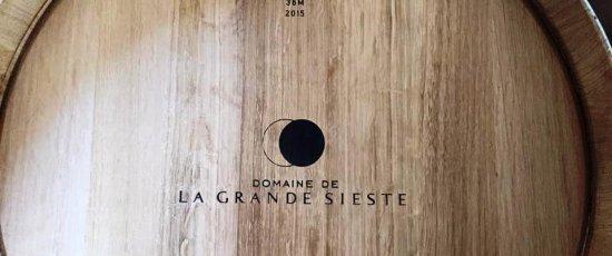 DOMAINE DE LA GRANDE SIESTE