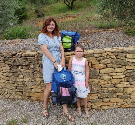 Le Comporte, le sac à dos vigneron pour les familles