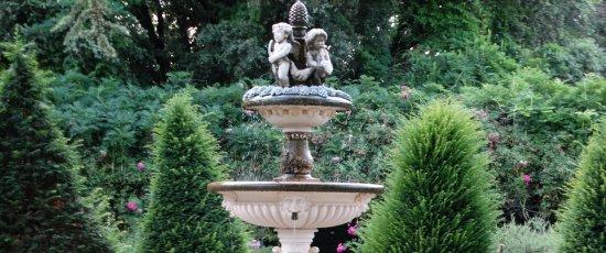 Jardin Château Capion