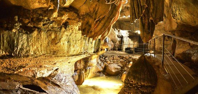 Visite Grotte de Labeil