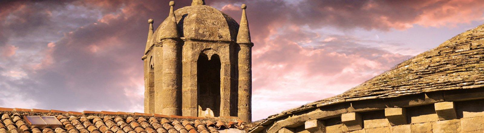 Prieuré Saint Michel de Grandmont © Olivier Diaz de Zarate