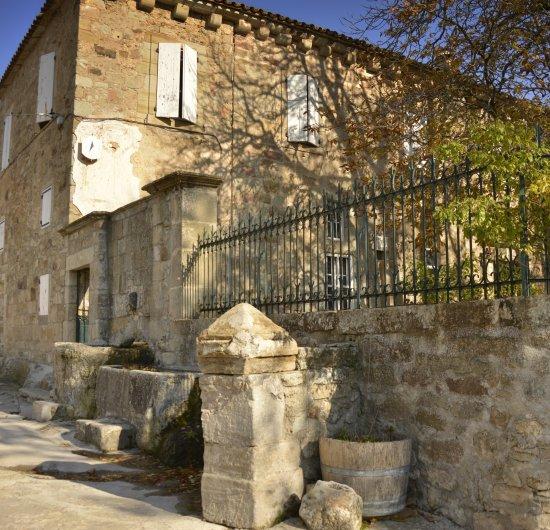 Prieuré Saint Michel de Grandmont en Languedoc Cœur d'Hérault