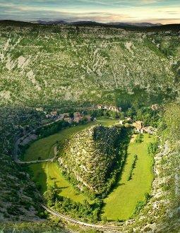 Grand Site de France Cirque de Navacelles