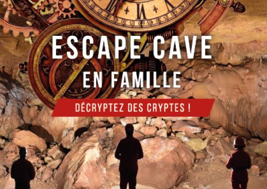 ESCAPE CAVE FAMILLE