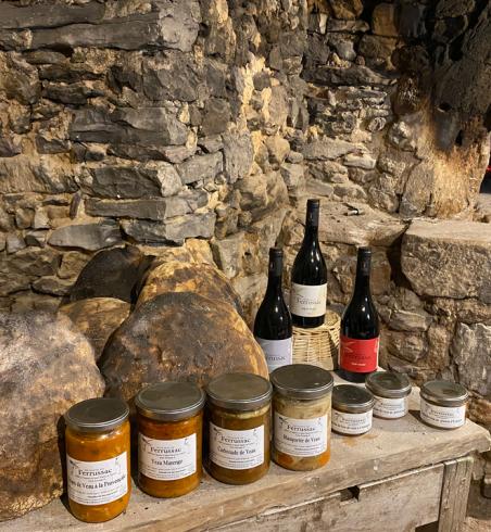Les produits du Domaine de Ferrussac