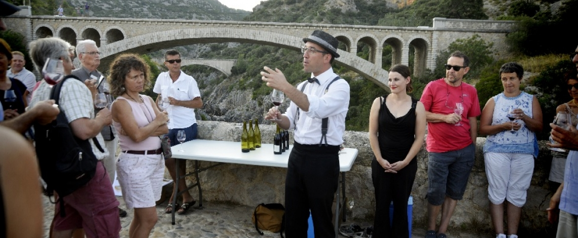 Festival des vins d'Aniane