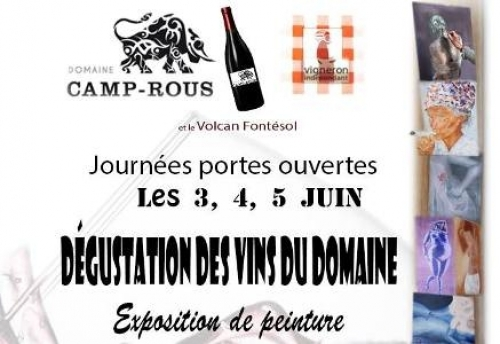 Camp Rous © Domaine de Camp Rous