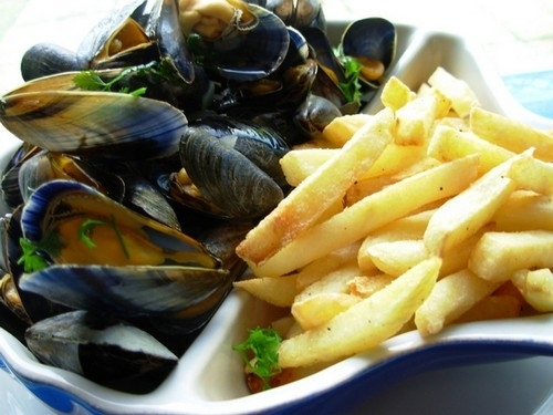 moules frites © internet