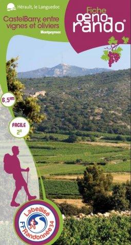 Fiche Oenorando Castelbarry, entre vignes et oliviers