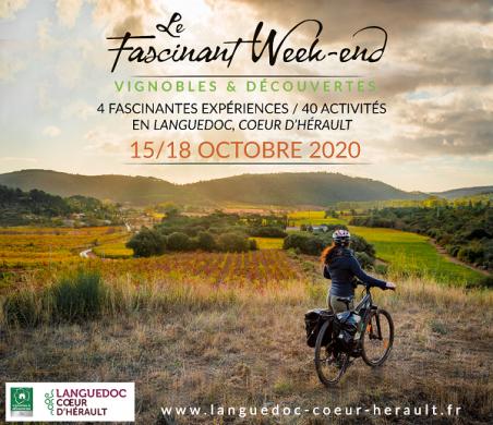 Fascinant Week-end en Languedoc, Coeur d'Hérault - 4 expériences vigneronnes