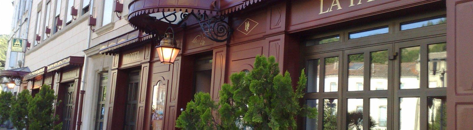 HOTEL RESTAURANT DE LA PAIX © Hôtel de la Paix