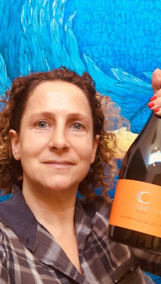 Leticia Leclercq, propriétaire du Domaine de la Grande Sieste