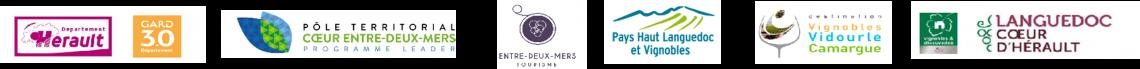 Logos destinations coopération