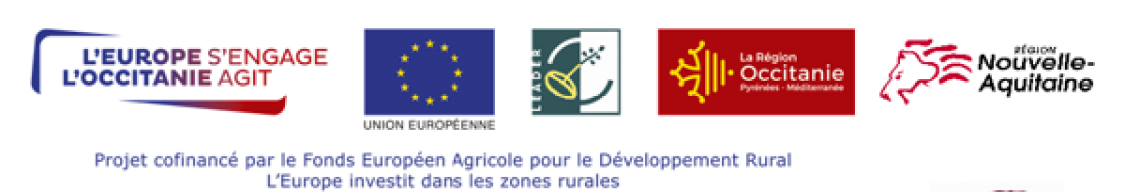 Logos financeurs du programme