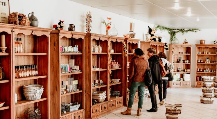 Boutique Miel Rouquette à Paulhan, Coeur d'Hérault