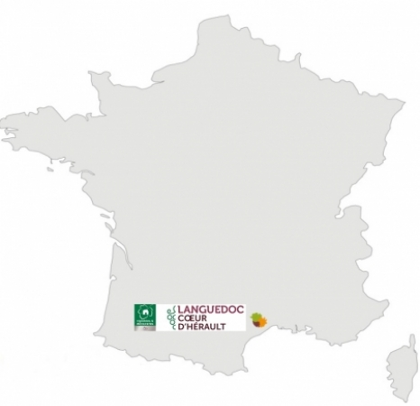 Localisation destination Languedoc, Cœur d'Hérault - événement Fascinant Week-end 2020