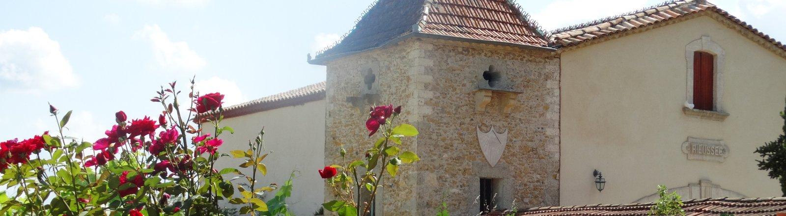 Domaine de Rieussec © Pays Coeur d'Hérault