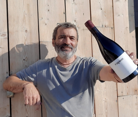 Rodolphe Travel, directeur de Château Capion