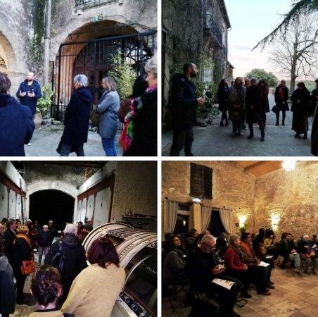 Commission tourisme du Pays Coeur d'Hérault 7 janvier 2020