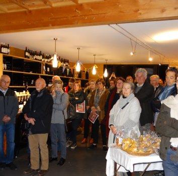 Soirée lancement Goût de France en Languedoc, Coeur d'Hérault
