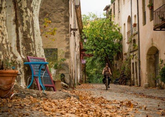 Languedoc, Coeur d'Hérault en automne