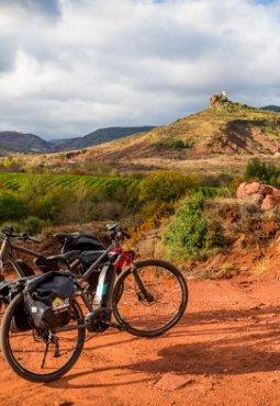 Découvrez le vignoble à vélo en Languedoc, coeur d'Hérault