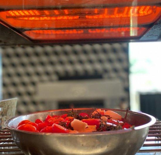 Recette de Boris, tomates cerises au four